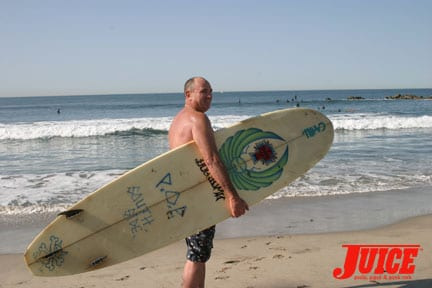 BOB BINIAK MEMORIAL PADDLE OUT