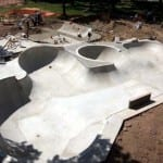 STAMFORD, CT SKATEPARK IN PROGRESS