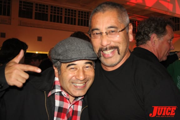 Steve Caballero and Michael Furukawa.