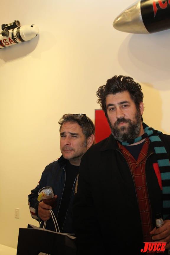 Mike Lohr and Brad Ellman