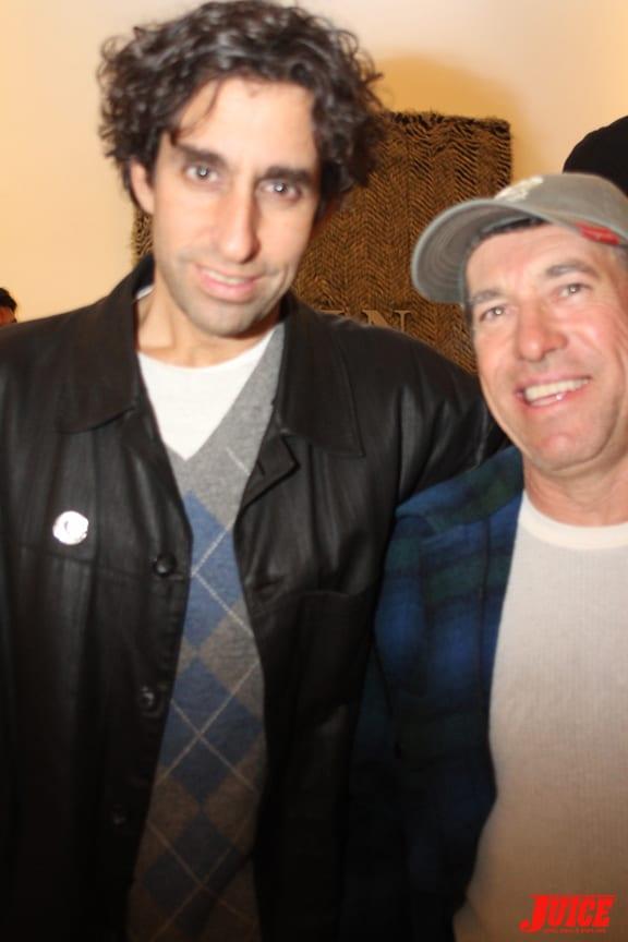 Glen E. Friedman and Paul Constantineau