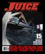 Juice Magazine 65 Mark Scott cover