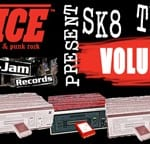 JUICE MAGAZINE SK8TRACKS VOLUME 2
