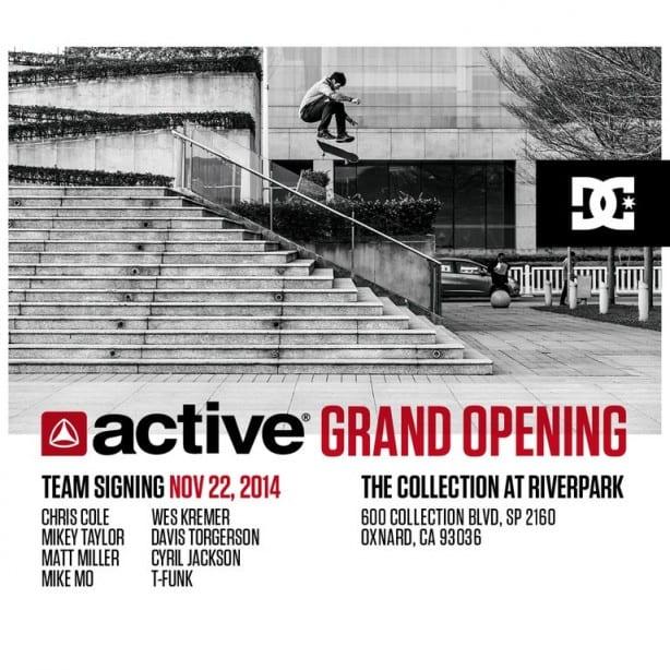 Active Ride Shop Grand OPening Oxnard