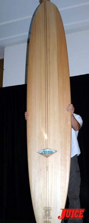 Hobie board. Photo: Dan Levy