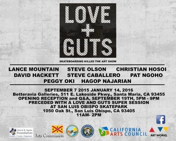 Love + Guts