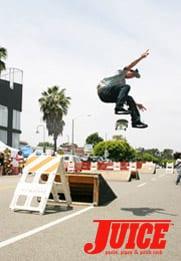 VSA Best Trick Skate Contest. Photo: Dan Levy