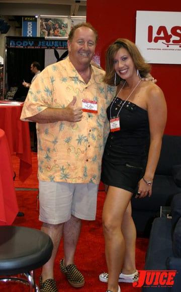 Steve and Kristy Vandoren. Photo: Dan Levy