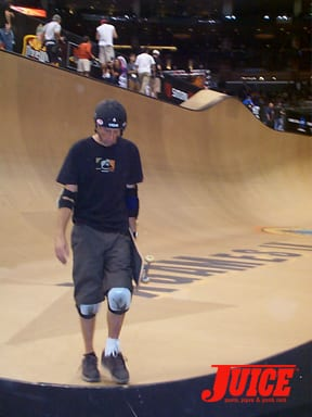 Tony Hawk: Photo: Dan Levy