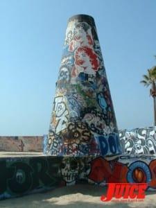 Venice Art Cone Ladies. Photo: Terri Craft