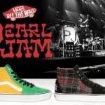 VANS x PEARL JAM SHOE TO BENEFIT STRONGHOLD SOCIETY AND WK-4 DIRECTIONS SKATEPARKS