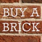 BRICK BY BRICK HELP HOMEBASE SKATESHOP KEEP THE BETHLEHEM PARK GROWING