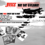 ELEMENT CASE SKATE LEGEND SERIES GIVEAWAY