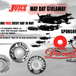 PARADISE WHEELS CO. GIVEAWAY