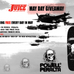 JESSE MARTINEZ x POWELL PERALTA TRIBUTE DECK GIVEAWAY
