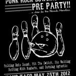 PUNK ROCK BOWLING PRE-PARTY AT YAYO TACO