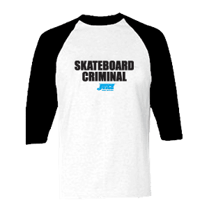 Juice Skateboard Criminal Jersey