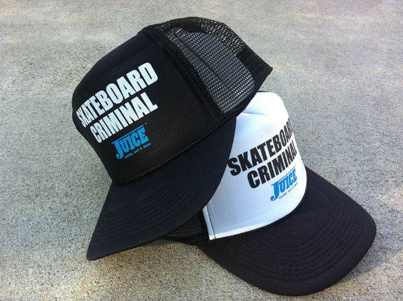 Juice Skateboard Criminal Hat