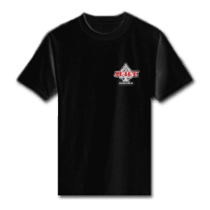 Juice Ace of Spades Special Ops Black Short Sleeve Tshirt