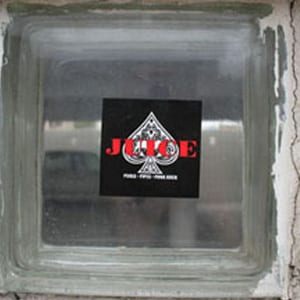 Juice Ace of Spades Sticker Pack