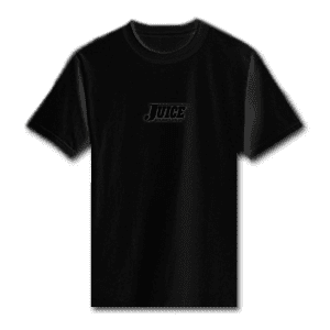 Juice Pools Pipes and Punk Rock Mini Logo Stealth Short Sleeve Tshirt
