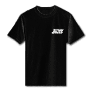 Juice Pools Pipes and Punk Rock Special Ops White Lightning Short Sleeve Tshirt