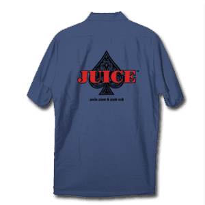 Juice Ace of Spades Work Shirt