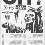 OFF! FALL U.S. TOUR 2012