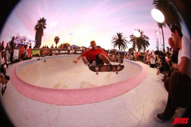 Pink Motel Frontside Air 10_06_2012 photo Dan Levy