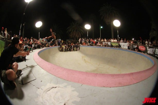 Pink Motel Frontside Air 10_06_2012 photo Dan Levy