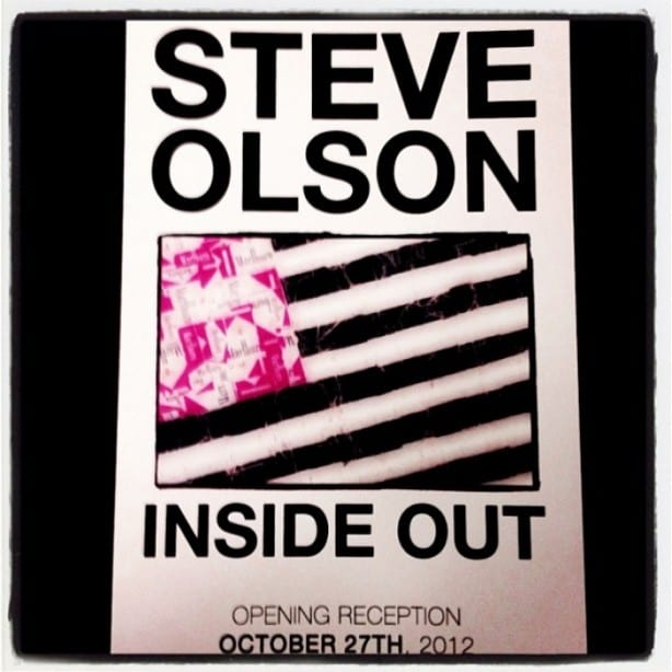 STEVE OLSON - INSIDE OUT