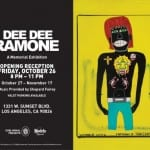 DEE DEE RAMONE: A MEMORIAL EXHIBITION