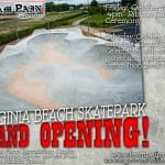 VIRGINIA BEACH SKATEPARK GRAND OPENING