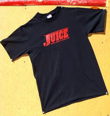 The Juice Magazine Shop