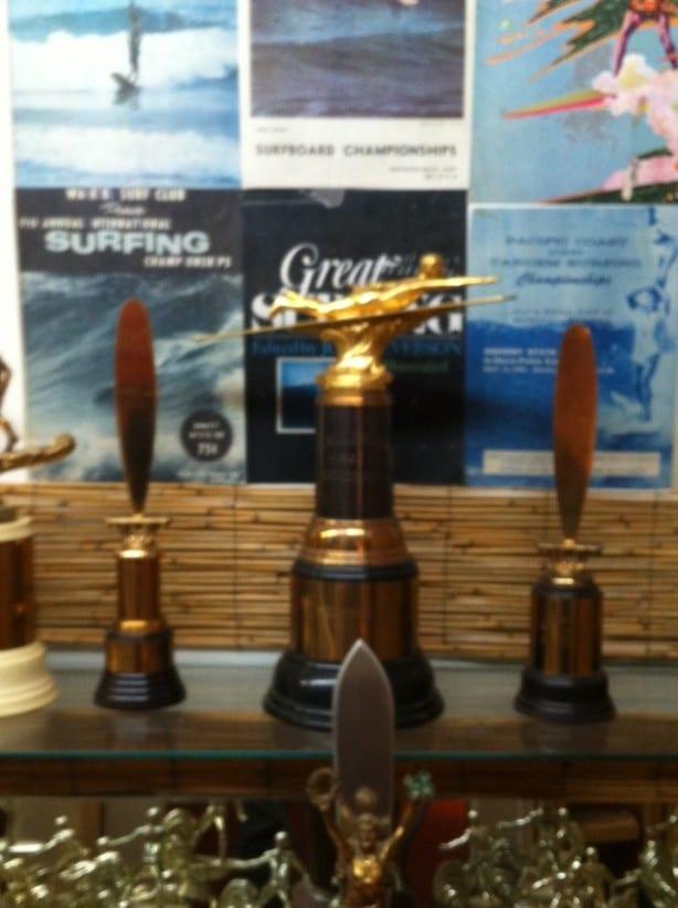 SANTA BARBARA SURF MUSEUM: PHOTO BY TERRI CRAFT