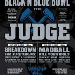 BLACK N BLUE BOWL