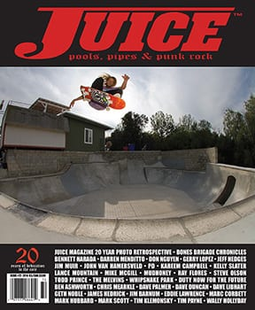 Juice Magazine 72 cover Greyson Fletcher