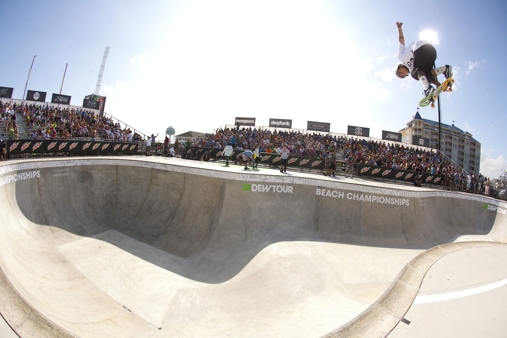 Dew Tour Announces 2014 Skate Schedule