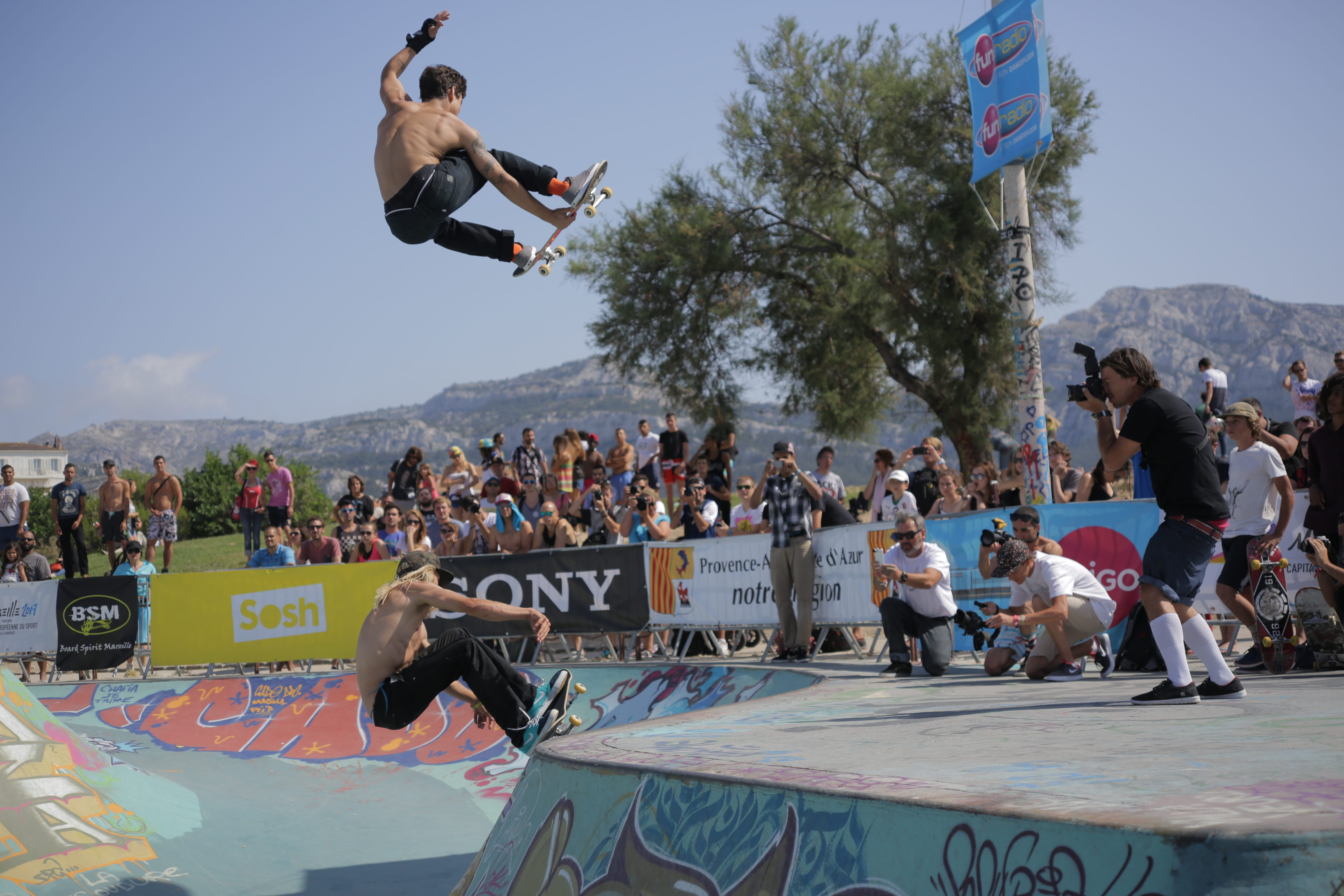 SOSH FREESTYLE CUP 2014