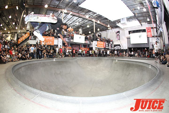 COOKIEHEAD JENKINS. VANS POOL PARTY 2014. PHOTO BY DAN LEVY
