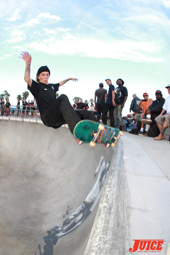 SHOGO KUBO MEMORIAL SKATE SESSION VENICE. PHOTO BY DAN LEVY