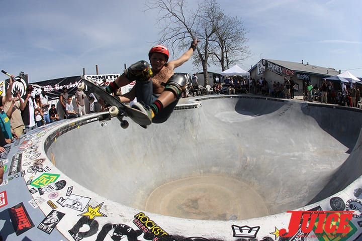 Lucas Sanders. Basic Bowl 2014. Photo: Dan Levy