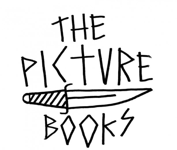 The Picturebooks band logo is by Gareth Stehr