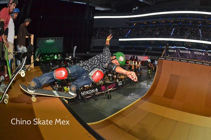 Chino Skate Mex