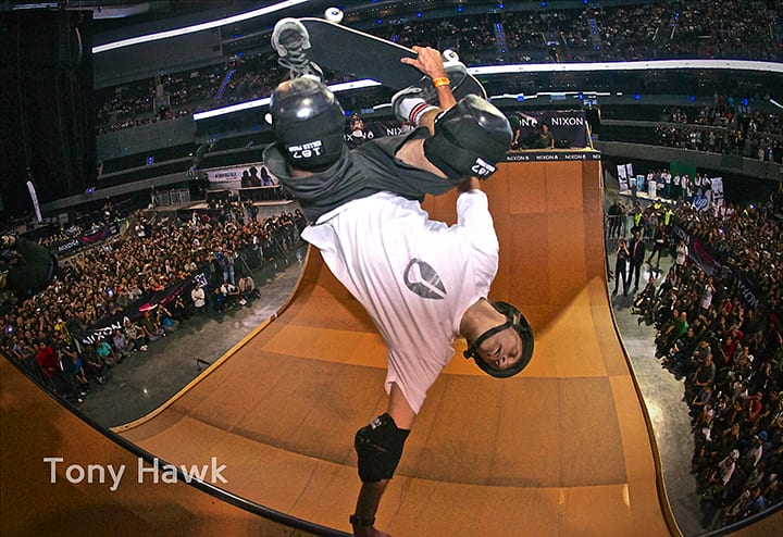 Tony Hawk Mexico City 2014