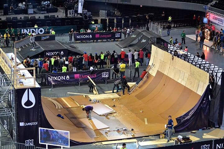 Tony Hawk Mexico City Ramp 5