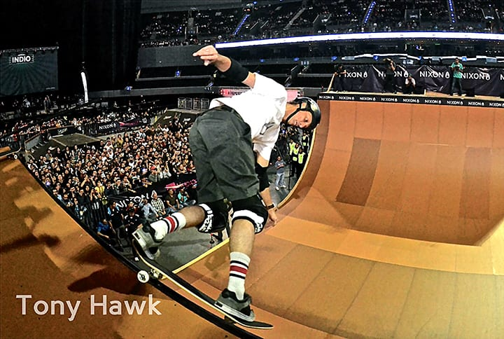 Tony Hawk Mexico City