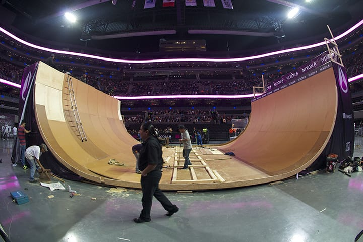 Tony Hawk Ramp Mexico 2