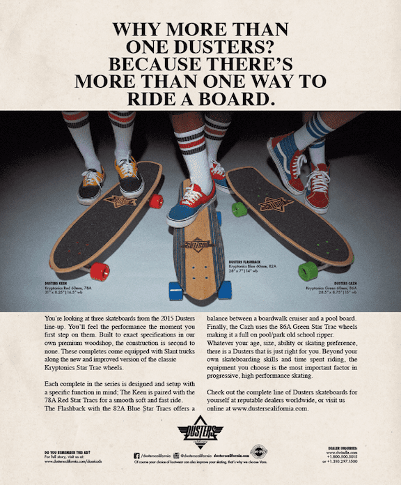Dusters_Classic_Ad_1