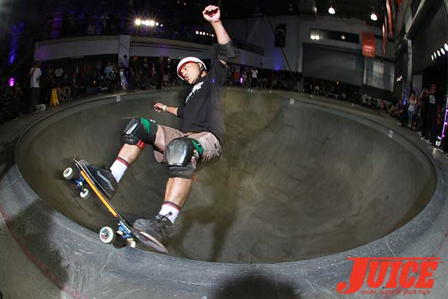 Steve Caballero at his 50th Birthday Party